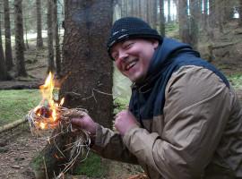 Überleben in der Wildnis in Clausthal-Zellerfeld