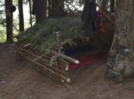 Überleben in der Wildnis in Oberschneiding(2 Tage)