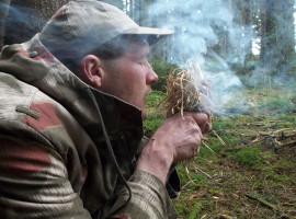 "Überleben in der Wildnis \""Messer\"" in Clausthal-Zellerfeld"