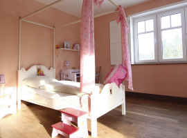 """Übernachtung im """"Prinzessin Lillifee"""" Zimmer in Ostbevern"""