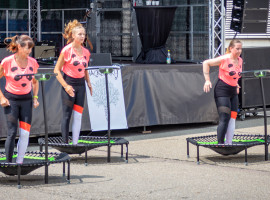 Jumping-Fitness in Ulm