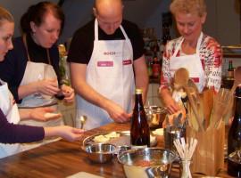 Vegetarischer Kochkurs in Berlin-Pankow