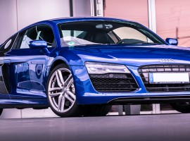 5 Tage Audi R8 V10 mieten in Waiblingen