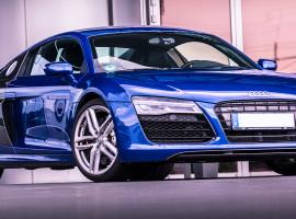 7 Tage Audi R8 V10 mieten in Waiblingen