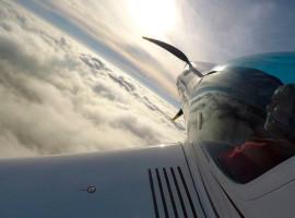 15 Min. Flugzeug Rundflug Waldeck