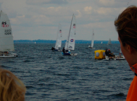 Segelkurs auf der Ostsee in Travemünde