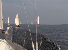 4 Std. Segeln auf der Elbe in Wedel