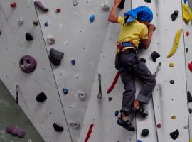 """Kletterkurs """"Indoor"""" in Weicht"""