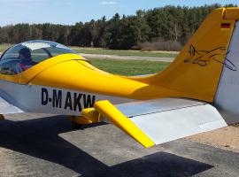 60 Min. Flugzeug Rundflug in Bayreuth