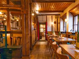 Candle-Light-Dinner für Zwei in Werbach