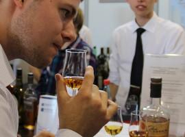 Whisky-Tasting in Cotta, Raum Dresden in Sachsen