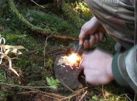Wildnis-Survival Wochenende (2Tage)  in Benneckenstein im Harz