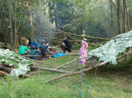 Wildnis-Survival Wochenende (3Tage)  in Benneckenstein im Harz