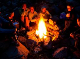Wildnis-Survival Wochenende Bergkirchen