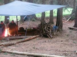 """Wildnis-Survival Wochenende \""""extrem\""""  in Benneckenstein im Harz"""