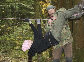 Wildnis-Survival Wochenende in Oberschneiding (2T)