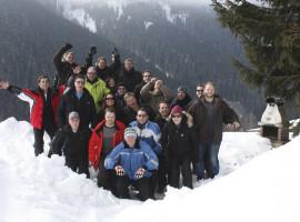 Winter Outdoor Wochenende in Leogang, Raum Salzburg