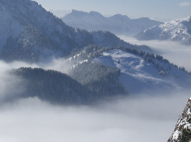 Winter Wildnis Wochenende in Leogang, Raum Salzburg
