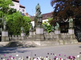 """Stadtführung """"Auf den Spuren der Nibelungen"""" in Worms"""