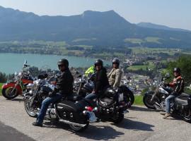 "Motorradtour (dreitägig) ""Alpenstraßen"" ab Zeitlarn"