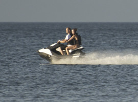 30 Min. Jetski fahren auf der Ostsee in Zinnowitz