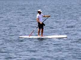 1 Std. Sup Board mieten auf der Ostsee in Zinnowitz