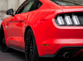 1 Tag Ford Mustang GT selber fahren in Zorneding
