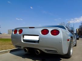 Corvette C6 selber fahren