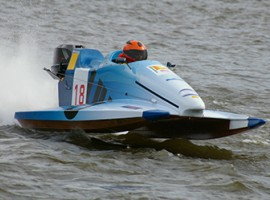Formel 1 Powerboat selber fahren