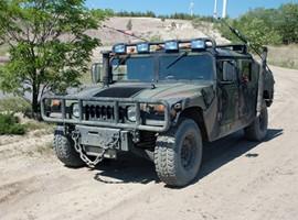 Hummer H1 offroad selber fahren
