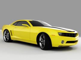 Chevrolet Camaro mieten