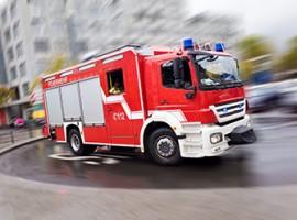 Feuerwehrauto selber fahren