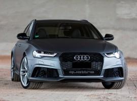 Audi RS6 selber fahren