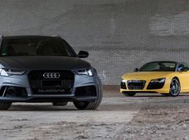 Audi Tour
