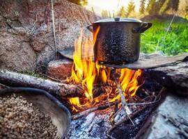 Outdoor-Kochen