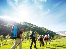Bergwanderungen u. Klettersteige
