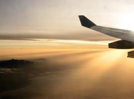 Flugzeug Privatrundflug