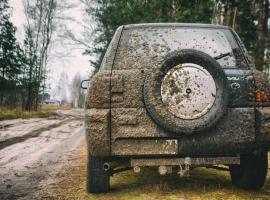 Geländewagen selber fahren