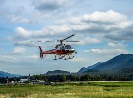 Hubschrauber Privatrundflug