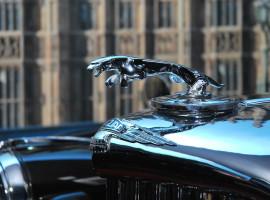 Jaguar selber fahren