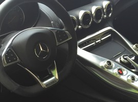 Mercedes AMG GT selber fahren