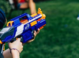 NERF Gun spielen